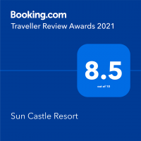 Booking.com Rating 8.5 out of 10
